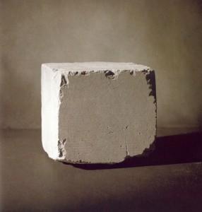 Der behauene Stein als symbolisches Ziel